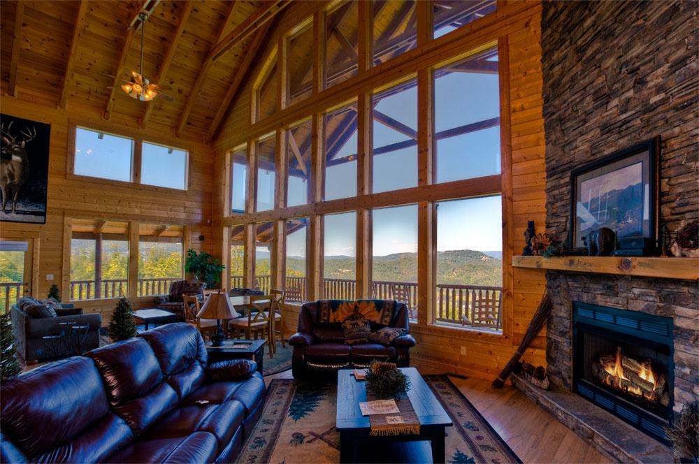 Luxury Gatlinburg Cabins Pigeon Forge Smoky Mountains