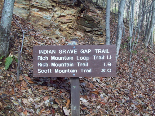 Rich Mountain Loop