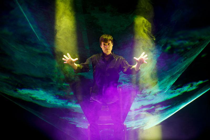 Magic Beyond Belief Starring Darren Romeo Pigeon Forge Tn