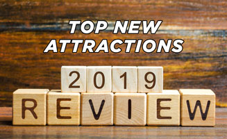 Year In Review: Top New Attractions In Pigeon Forge For 2019: Click to read more