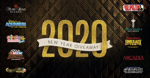 2020 New Year Giveaway