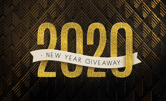 2020 New Year Giveaway: Click to read more.