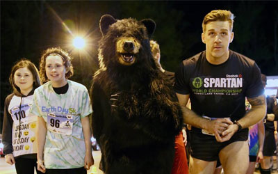 Running With The Bears 5K: Click for event info