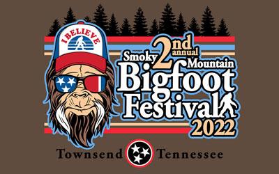 Smoky Mountain Bigfoot Festival: Click for event info.