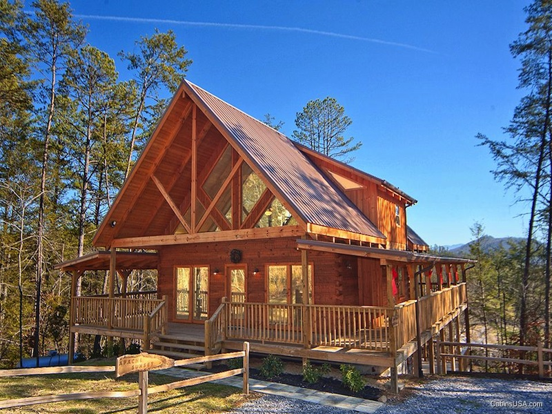 cabins usa pigeon forge cabin rentals