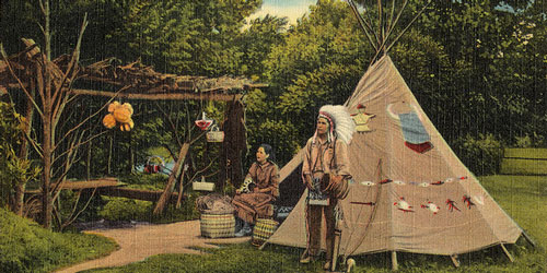 Cherokee Indians by Boston Public Library