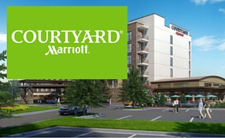 Pigeon Forge Welcomes the New Courtyard by Marriott: Click to read more.