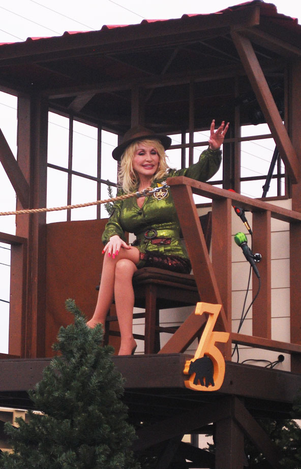 Dolly Parton Our Hometown Girl Amp Area Information Plan