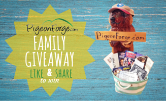 Pigeon Forge Family Giveaway: Click to read more.