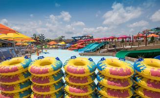 Make a Splash at Soaky Mountain Waterpark: Click to read more