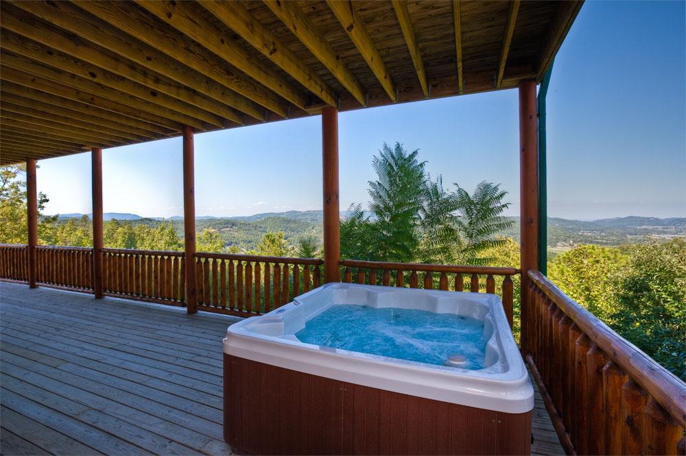 luxury gatlinburg cabins