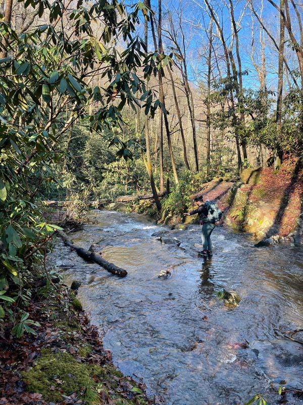 Meigs Creek Trail