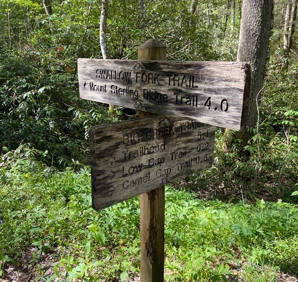 Swallow Fork Trail