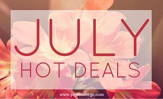 July hot deals web