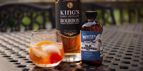 King's Family Distillery: Click to visit page.
