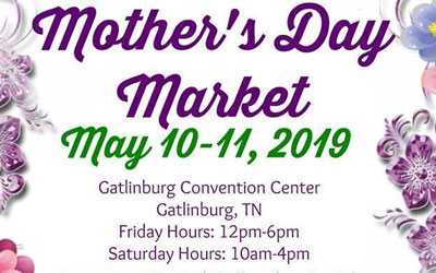 Mother's Day Market: Click for event info.