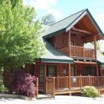 Mountain Air Cabin Rental 3