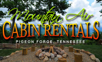 Mountain Air Cabin Rentals: Click to read more