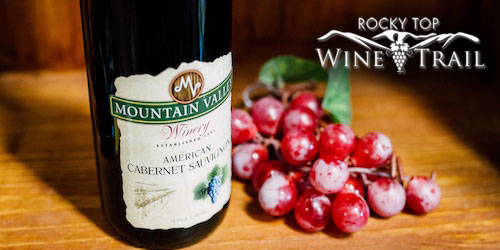 Rocky Top Wine Trail: Click to visit website.