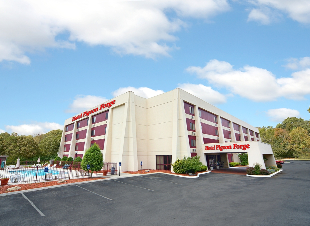 Hotel Pigeon Forge Inn Amp Suites Pigeon Forge Hotels And
