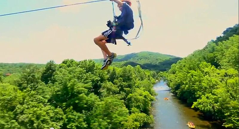 Wildwater Rafting Pigeon Forge Attractions Pigeonforge Com