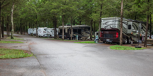 pigeon forge RV parks