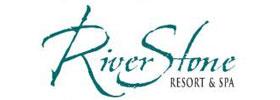 Riverstone Resort logo