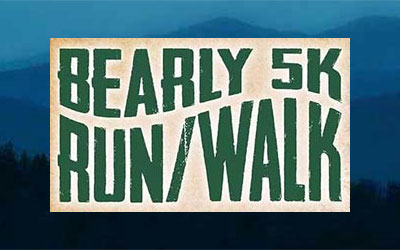 Bearly 5K Run/Walk: Click for event info.