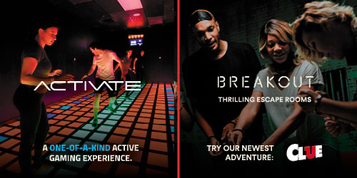 activate & breakout games
