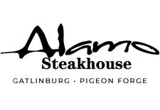 Alamo Steakhouse & Saloon logo