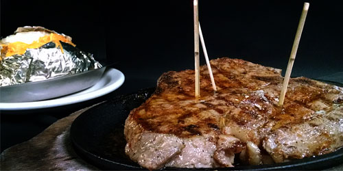 Alamo Steakhouse: Click to visit page.