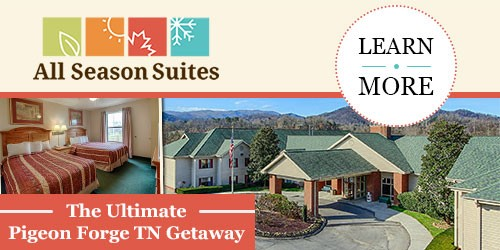10 Pigeon Forge Hotels Near Dollywood