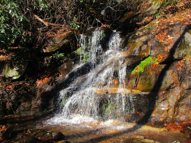 Sweat Heifer Creek Trail