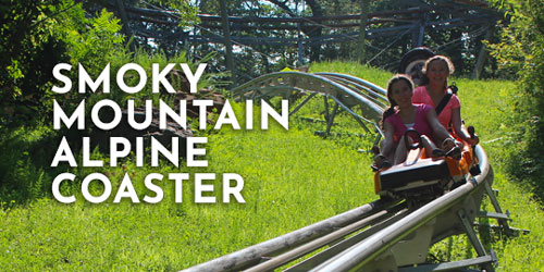 best mountain coaster in pigeon forge