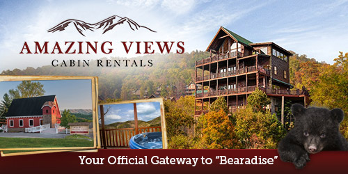 Ad - Amazing Views Cabin Rentals: Click for website