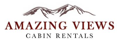 Amazing Views Cabin Rentals logo