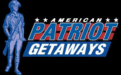 Patriot Getaways logo