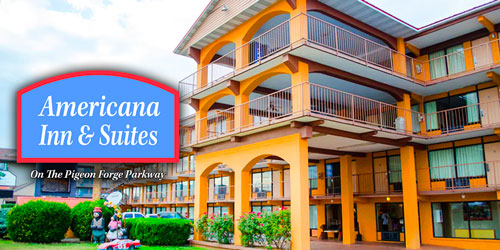 Ad - Americana Inn & Suites: Click for website