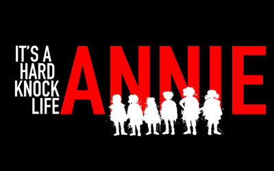 Annie at the Creative Theater: Click for event info.