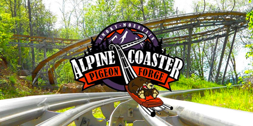 best pigeon forge mountain coaster