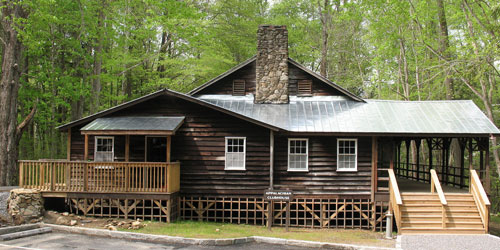 Appalachian Clubhouse: Click to visit page.