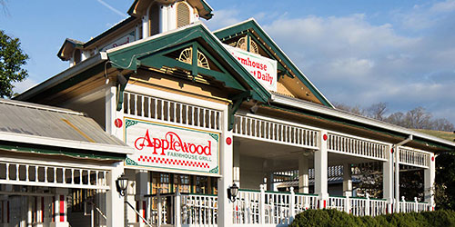 thanksgiving in pigeon forge restaurant guide