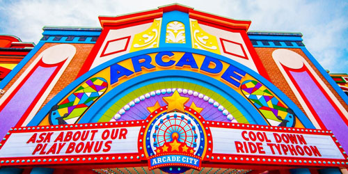 best arcades in pigeon forge