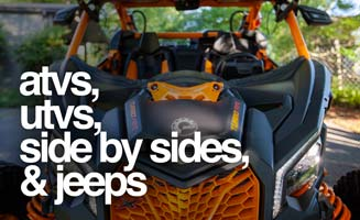 Getting Around: Pigeon Forge ATV Rental Info: Click to read more