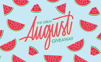 Click to view post: The Great August Giveaway
