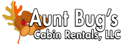 Aunt Bug's Cabin Rentals logo