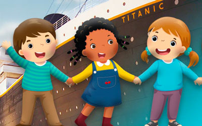Titanic Welcomes Families With Autism: Click for event info.