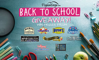 Back To School Giveaway 2016: Click to read more.