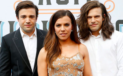 The Band Perry: Jars & Jams Concert Series: Click for event info.