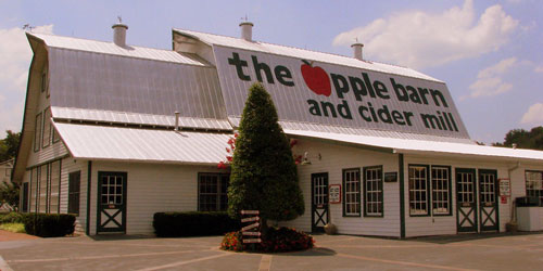 All About The Apple Barn: Click to visit page.